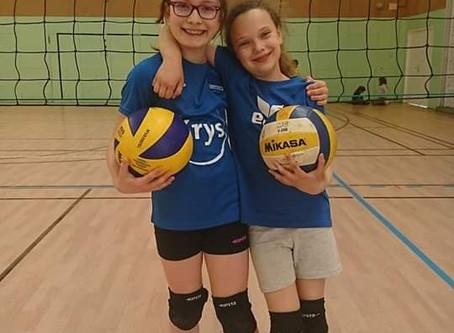 Finales départementales Ecole de Volley