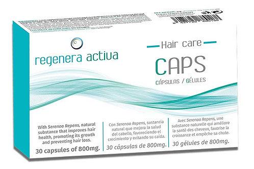 Cápsulas Regenera Activa para el cuidado capilar
