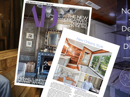 NorthLake Design + Build, a Baton Rouge firm, featured in Architectural Digest