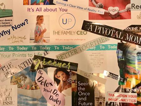 1/29 - Create Your Vision Board | SkillUP