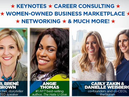 'looking forward to hearing these influential women...