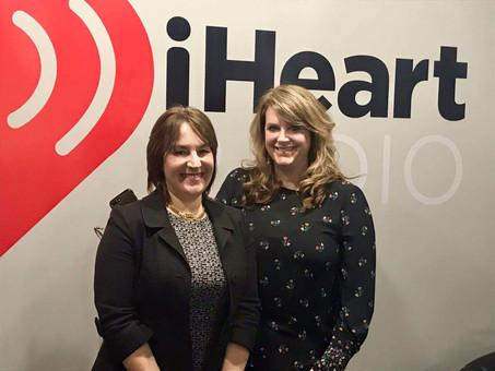 iHeart Radio Interview!!
