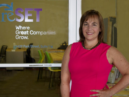 UP's Story featured by CT SBDC