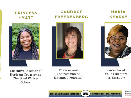 Meet the Panelists for Covid Impact on Women