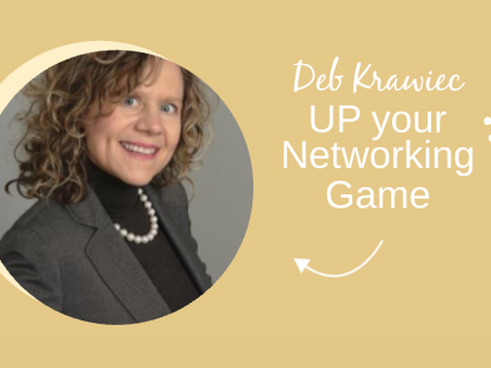 UP Your Networking Game...