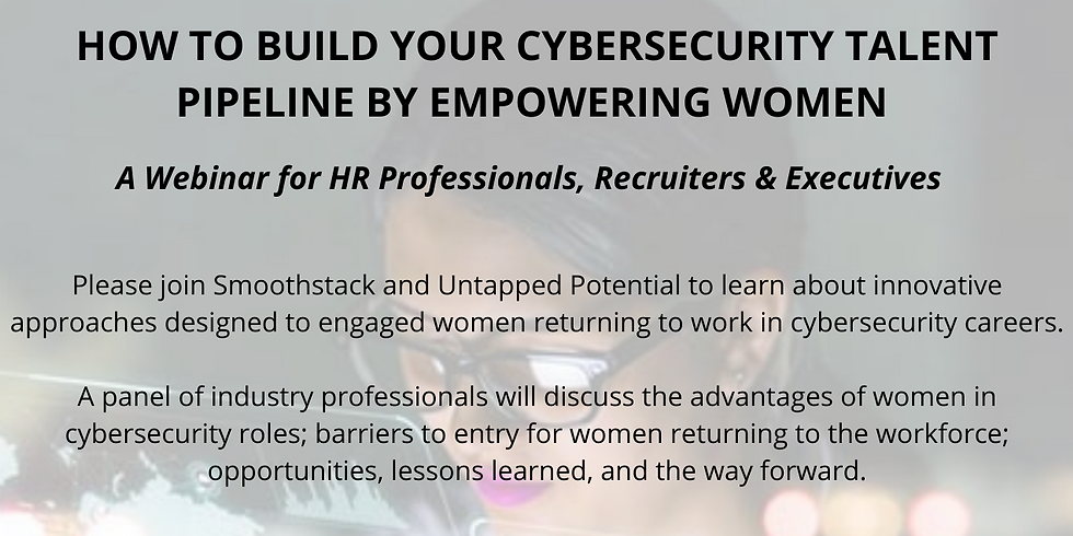 UP Client Panel: Empowering Women in Cybersecurity