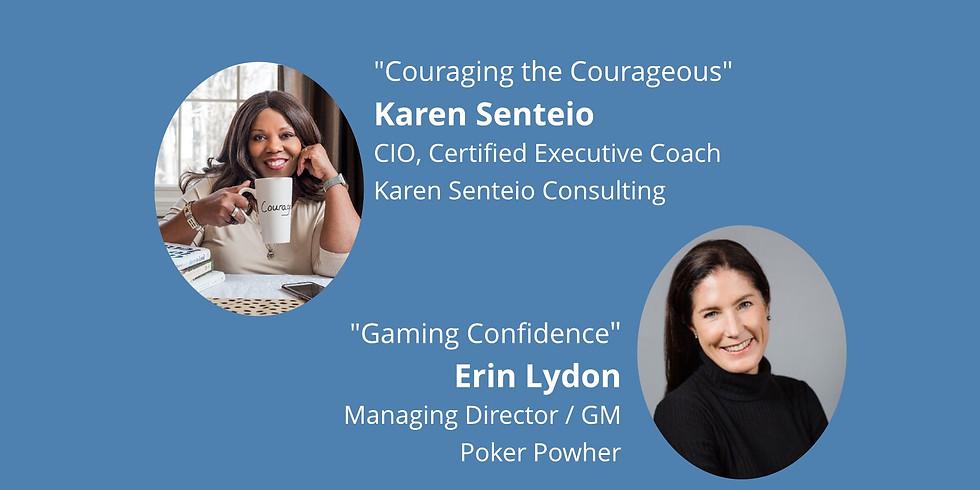 Mentor Mingle (Virtual LNO) | Gain Courage & Confidence