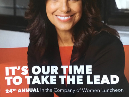 "UP Sponsors YWCA's ""In the Company of Women"""