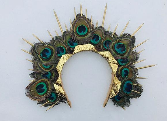 Peacock Halo