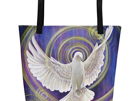 Holy Spirit Tote