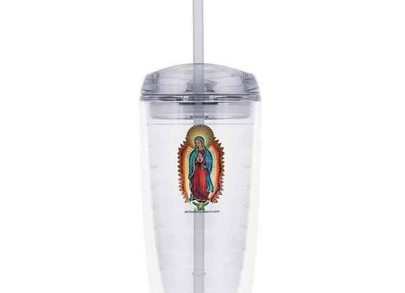 Lady Guadalupe Tumbler