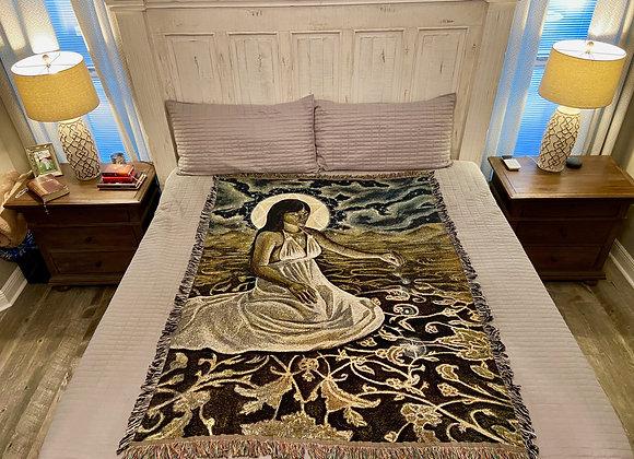 Art Blanket   Anahata