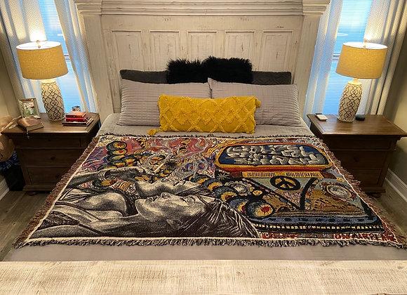 Art Blanket | Legalize Spiritual Discovery