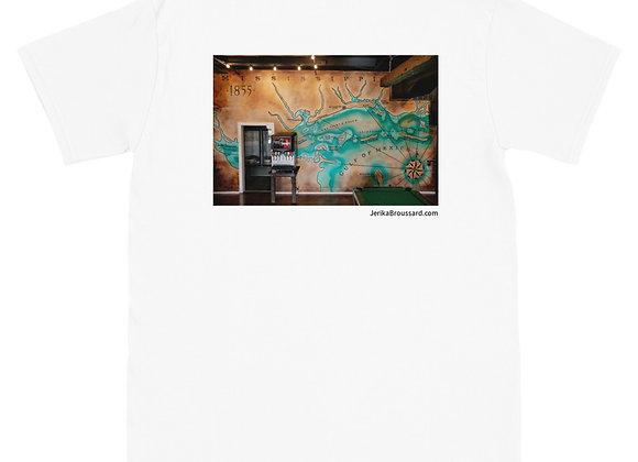 Nautical Map T-Shirt