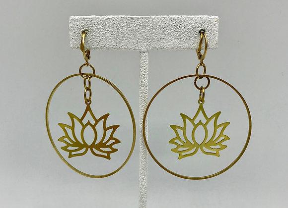 Lotus Hoop