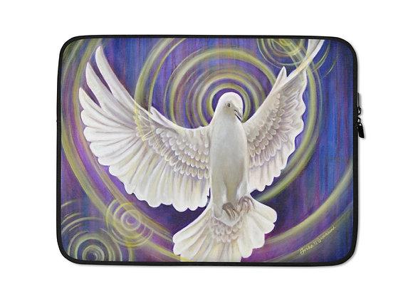 Holy Spirit Laptop Sleeve