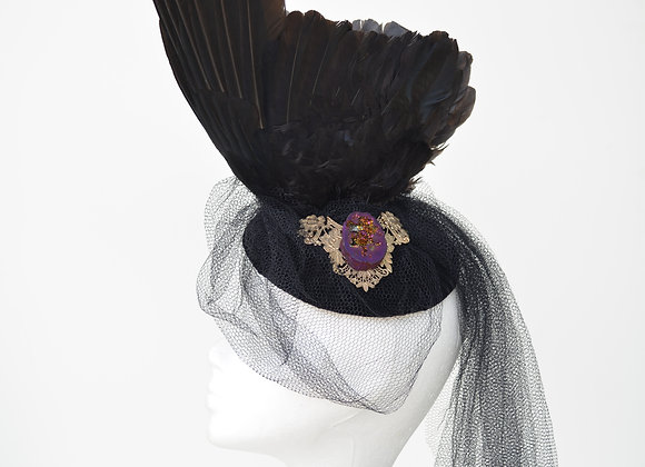 The Becky Fascinator