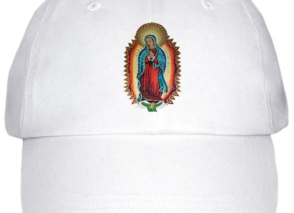 Lady Guadalupe Hat