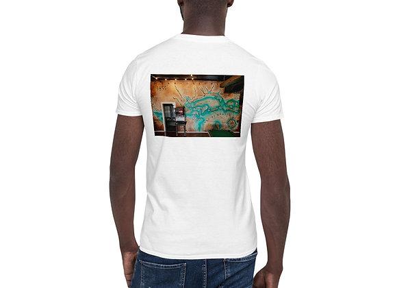 Nautical Map Short-Sleeve Unisex T-Shirt