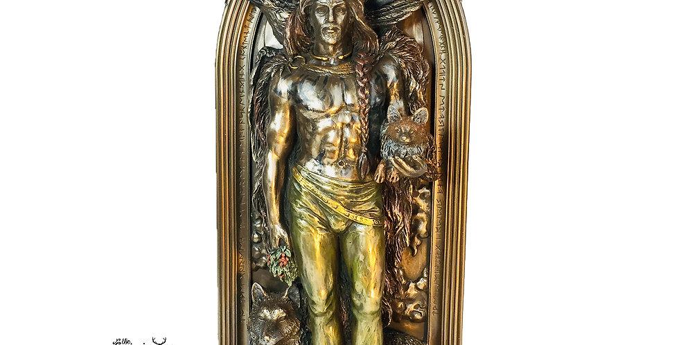 The Druid Bronze Statue: Veronese Collection