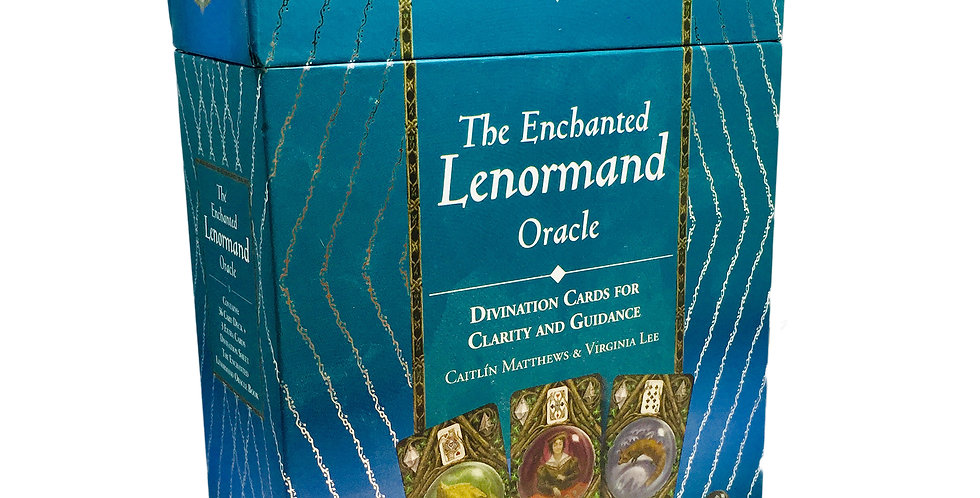 The Enchanted Lenormand Oracle Deck (Used)