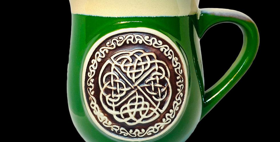 Celtic Knot Stoneware Mug- Glenn Appin