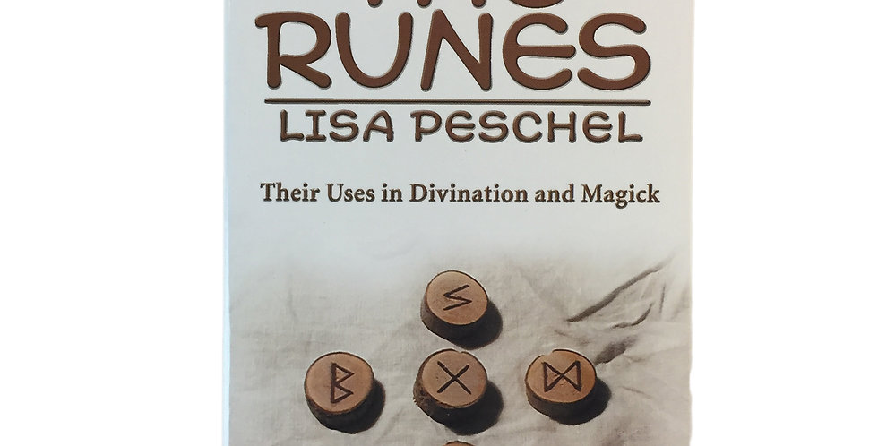 A Practical Guide to the Runes- Lisa Peschel