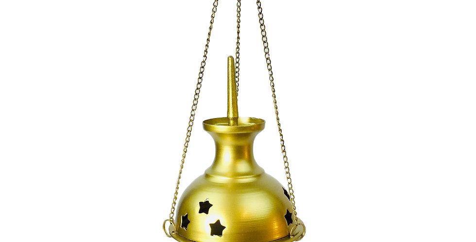 Brass Hanging Incense Censor