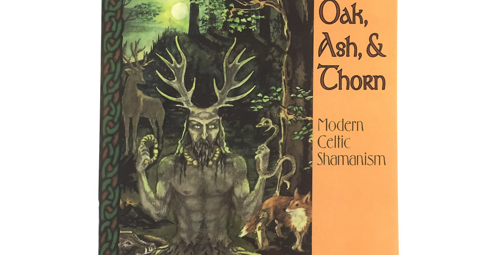 By Oak, Ash, & Thorn- D.J. Conway