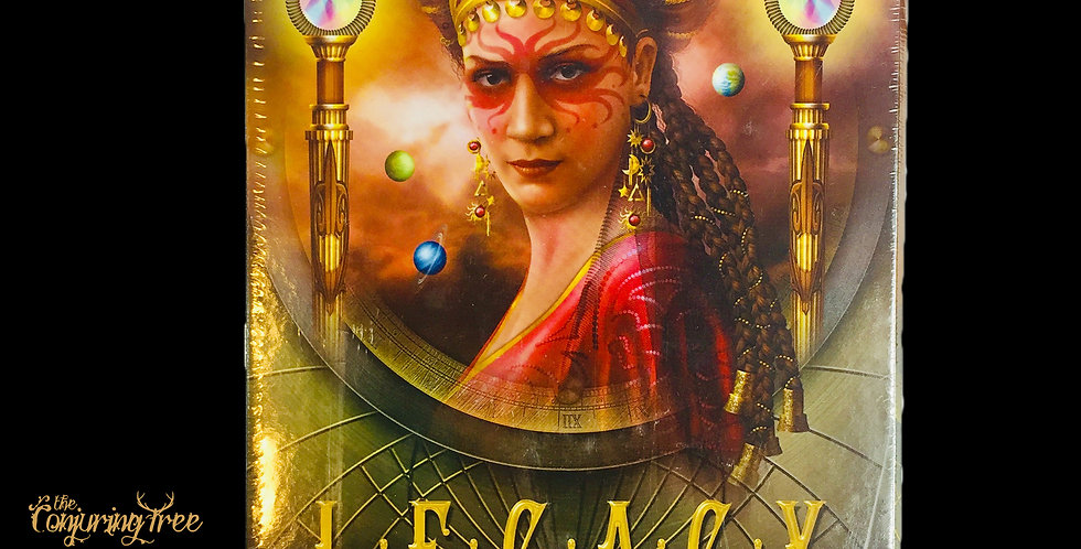Legacy of the Divine Tarot deck by Ciro Marchetti