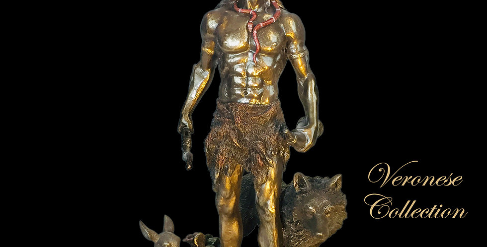 Herne The Hunter Bronze Statue: Veronese Collection