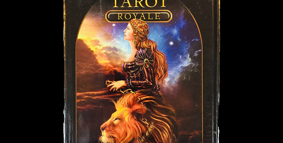 Gilded Tarot Royale deck by Ciro Marchetti