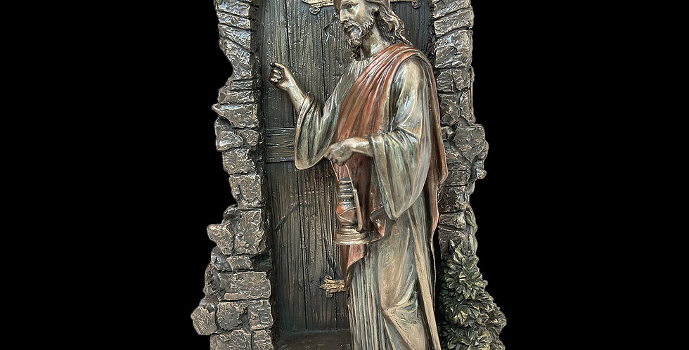 Jesus Knocking at the Door-Veronese