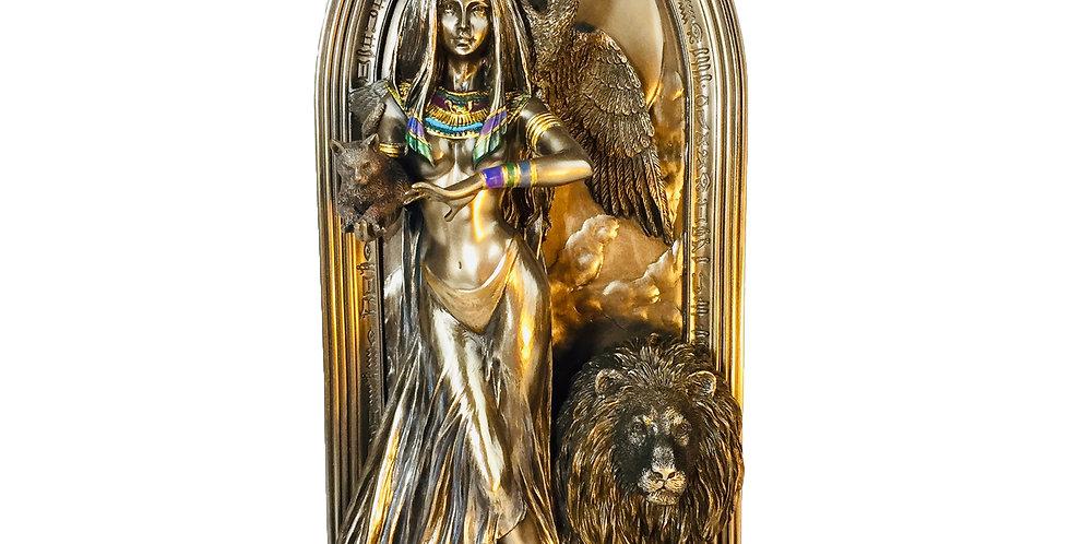The Priestess Bronze Statue: Veronese Colle