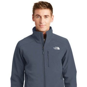 Custom Embroidered North Face Jacket- Apex Soft Shell Jacket