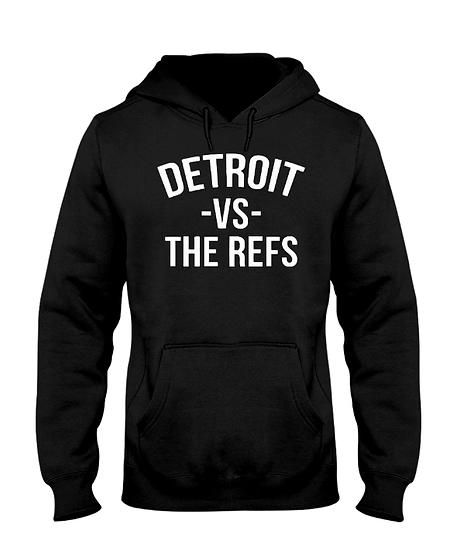 DETROIT VS THE REFS