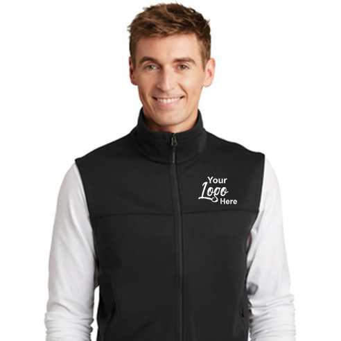 Custom Embroidery North Face Vest