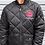 Thumbnail: Maltese Firefighter Diamond Quilted Jacket