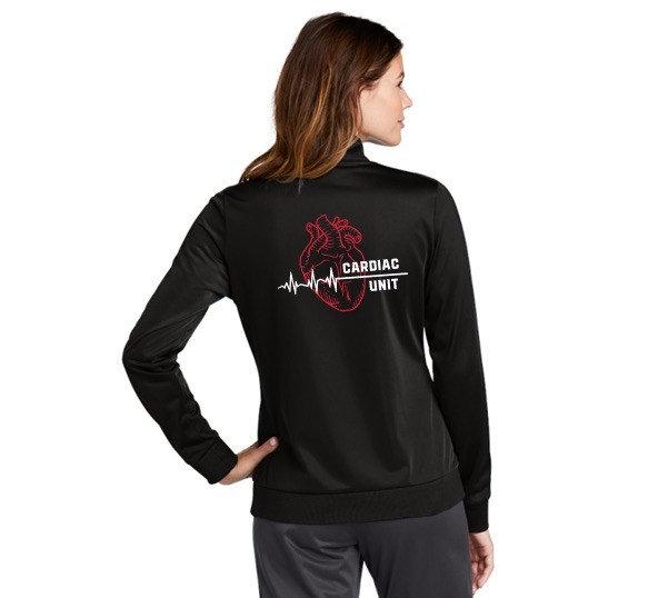 Ascension Cardiac Unit Ladies Jacket