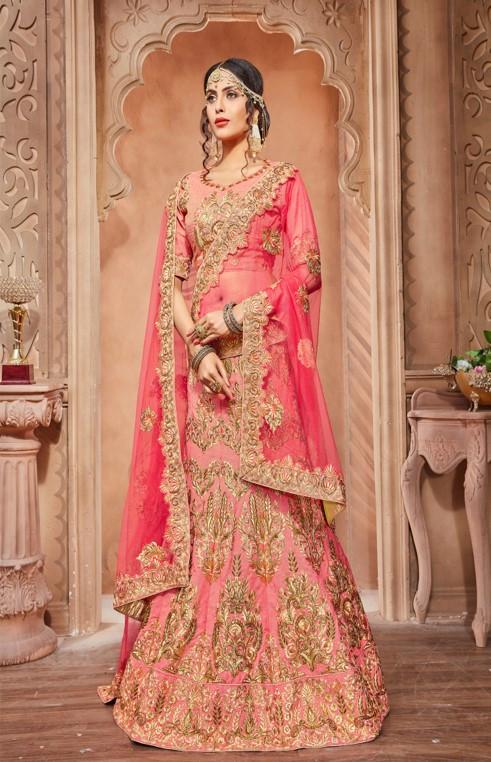 First-wedding-silk-designer-lehenga