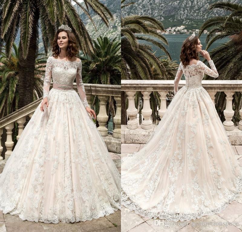 First-wedding-white-gown