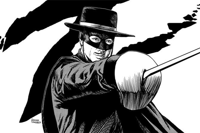 Le cercle de Zorro