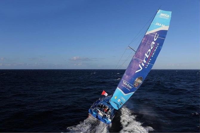 Cap sur l'Océan Bleu
