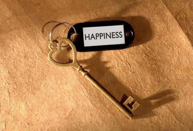 Le bonheur d'être soi et confiance en soi