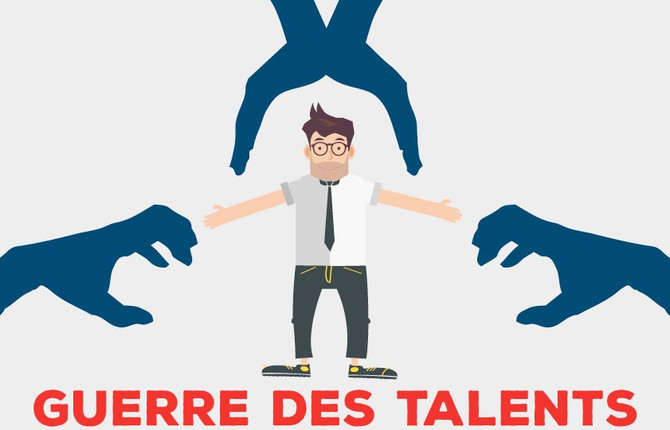 La guerre des talents