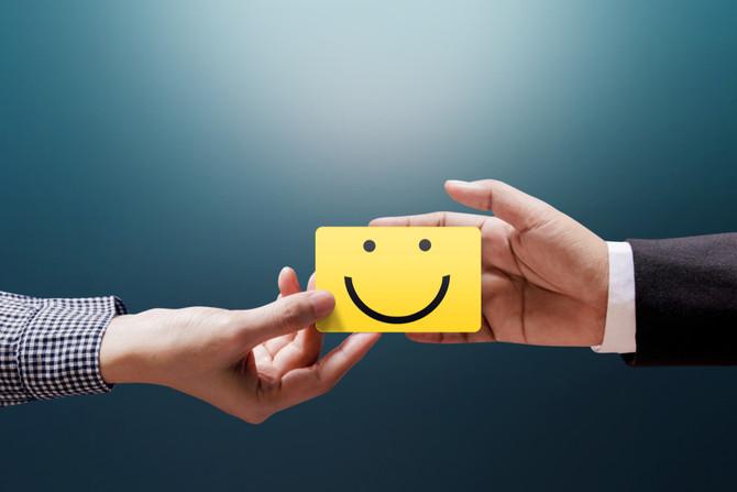 La force des signes de reconnaissance au travail