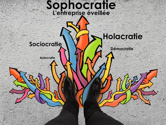 La sophocratie ou l'Entreprise éveillée