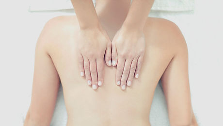 Back Massage Therapy RMT