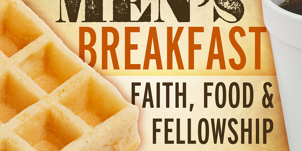 Men's Breakfast January