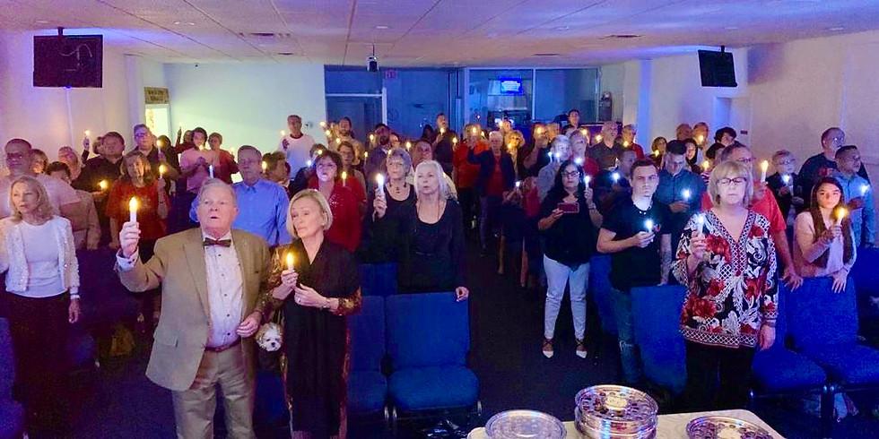 Christmas Eve Candlelight Service 12/24/20